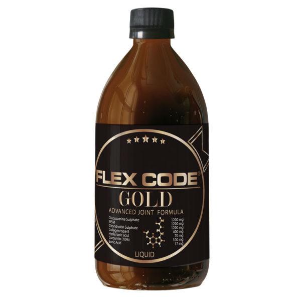 flex code gold kloubní výživa