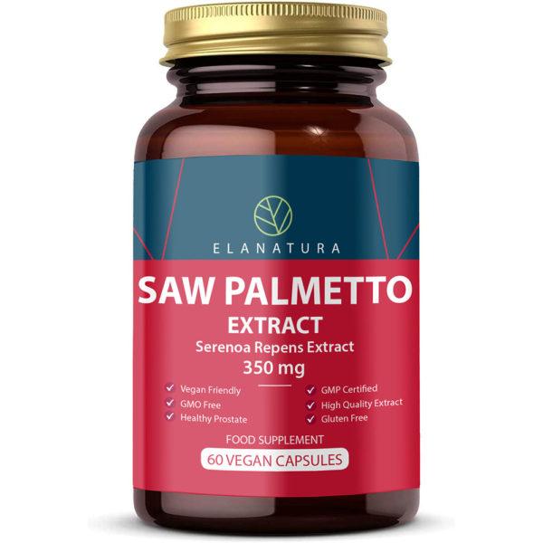 elanatura saw palmetto extrakt, serenoa repens