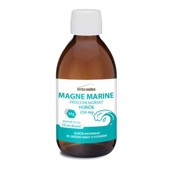 magne marine herba medica